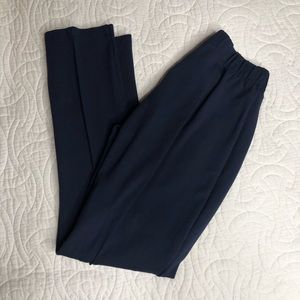 Lilly Pulitzer Women's Travel Pant Navy Size Small